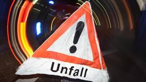 Schwerer Unfall in Lauenau: Symbolbild
