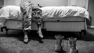 Natasha Schuette, 21, wurde von ihrem Ausbilder in Fort Jackson, South Carolina, missbraucht und von seinen Kollegen schikaniert, als sie ihn angezeigt hatte