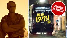 BVB Anschlag: Sergej W., präsentierte sich auch bei Facebook