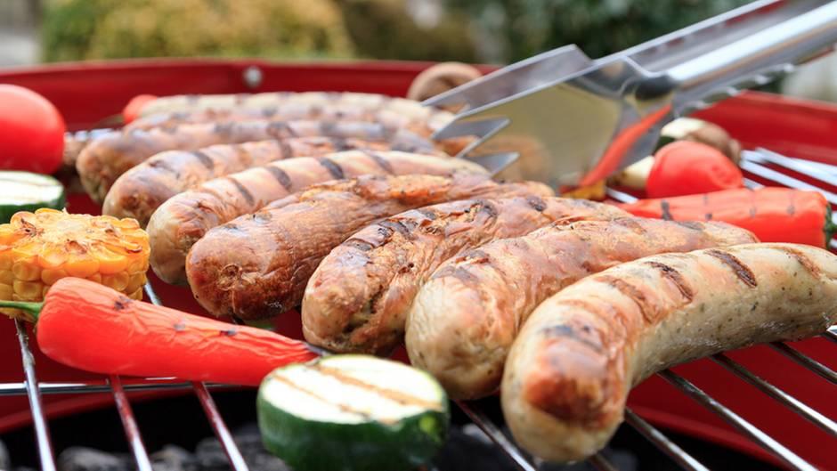 Quigg Elektrogrill Test : Grillwurst test diese bratwürstchen sind die besten stern.de