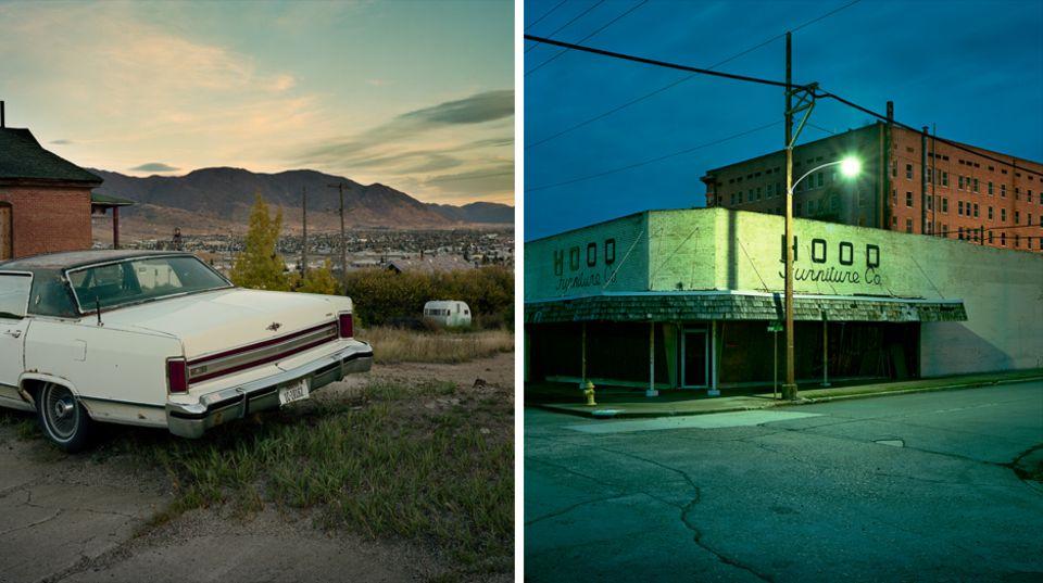 Fotos von Emmanuel Georges: America First? Von wegen. Ein Land im Zustand des Verfalls
