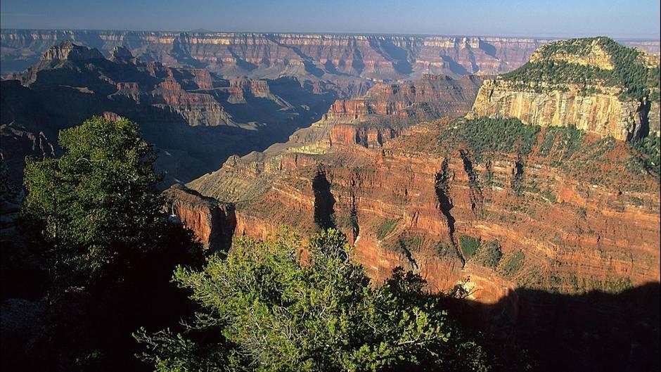 Ostrand des Grand Canyons