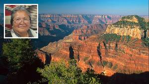 Ostrand des Grand Canyon