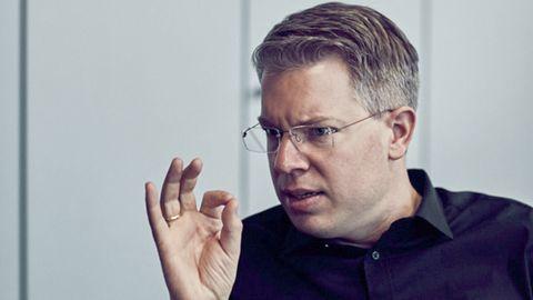"""Frank Thelen ist Investoren der Vox-Show """"Die Höhle der Löwen"""""""