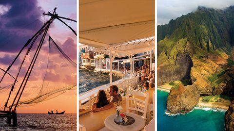 Paradiese auf Erden: Das sind die romantischsten Traumziele: Zehn Reisetipps für Verliebte