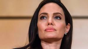 Angelina Jolie nimmt zu