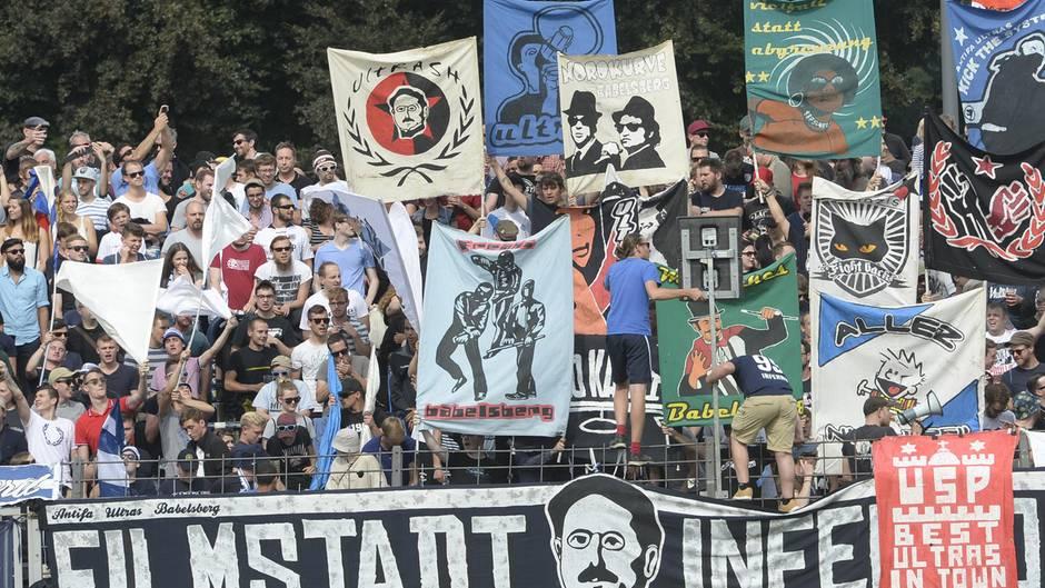 Fans SV Babelsberg