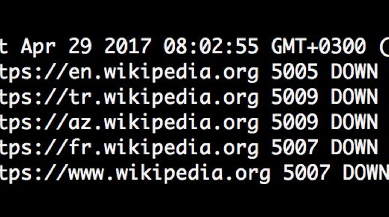 Wikipedia-Status in der Türkei
