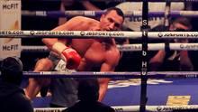 Wladimir Klitschko ging gegen  Anthony Joshua dreimal zu Boden
