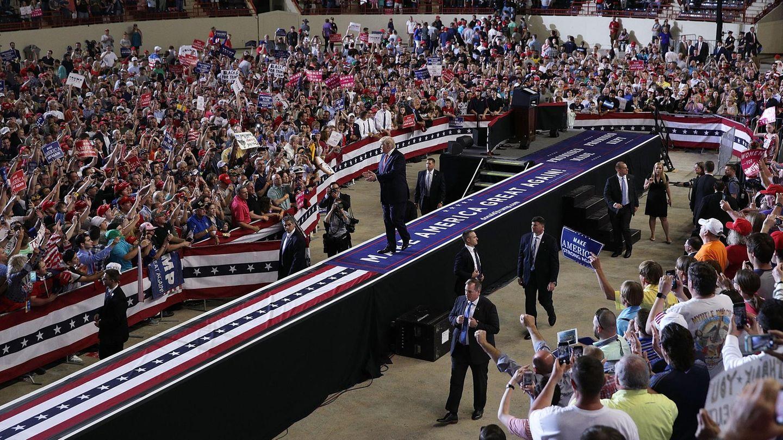 Donald Trump in Harrisburg