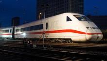 Bei dem ICE-Unfall in Dortmund wurden zwei Passagiere verletzt.