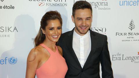 Cheryl Cole und ihr Freund Liam Payne