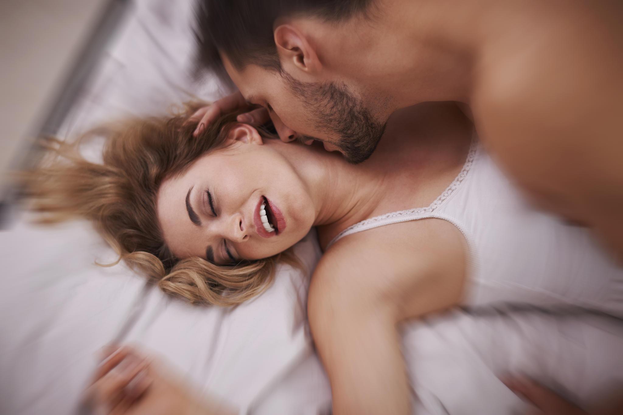 wie kommt frau zum orgasmus
