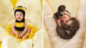 "Anne Geddes ""Small World"""