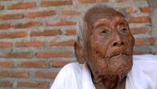 Mbah Gotho aus Indonesion