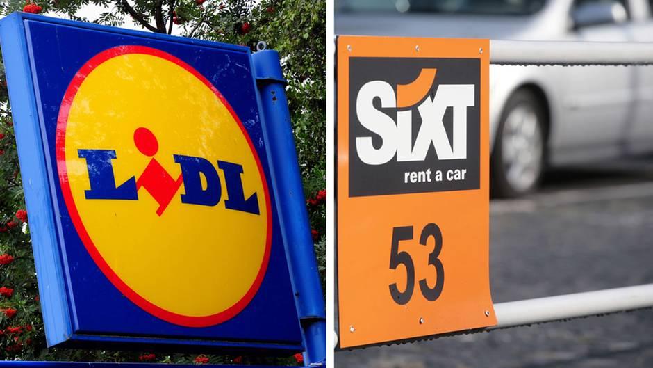 Mietwagen zum Discountpreis: Lidl mit Mietwagen-Aktion ab 8. Mai