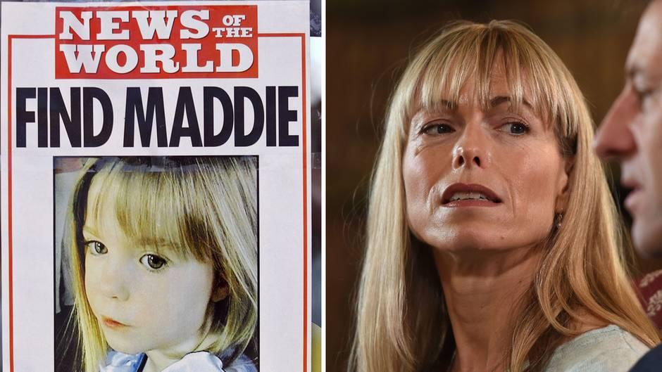 Vermisstes Mädchen: Maddie McCann: Zehn Jahre zwischen Hoffen und Bangen