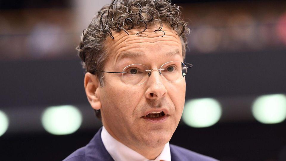 "Jeroen Dijsselbloem: ""Käufer wollen Betriebe kaputt machen"""
