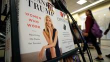 Die US-Präsidententochter Ivanka Trump hat ein neues Buch herausgebracht
