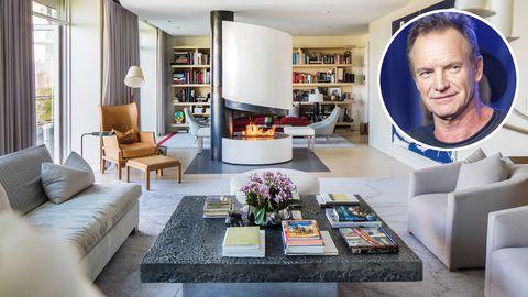 Für 56 Millionen Dollar: Hereinspaziert! Sting verkauft sein New Yorker Penthouse