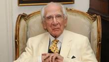 Lukas Ammann feierte 2012 seinen 100. Geburtstag
