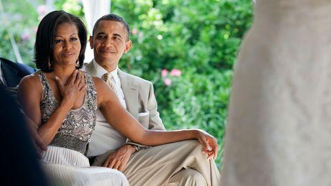 Barack Obama und Ehefrau Michelle gelten als Traumpaar