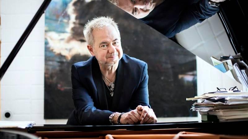 "Helmut Zerlett war Bandleader der ""Harald Schmidt Show"""