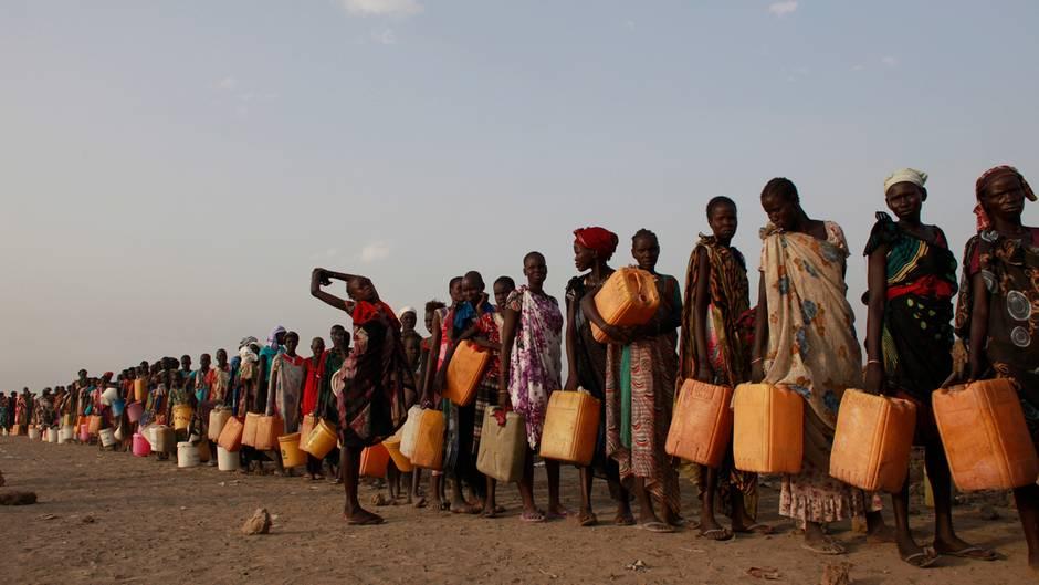 """Südsudan: """"Es ist mehr als Bürgerkrieg. Da ist jeder gegen jeden"""""""