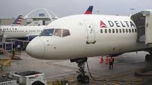 """Aufregung in einer Delta-Airlines-Maschine: """"Wir hätten nie gedacht, dass sie uns alle aus dem Flug rauswerfen."""""""