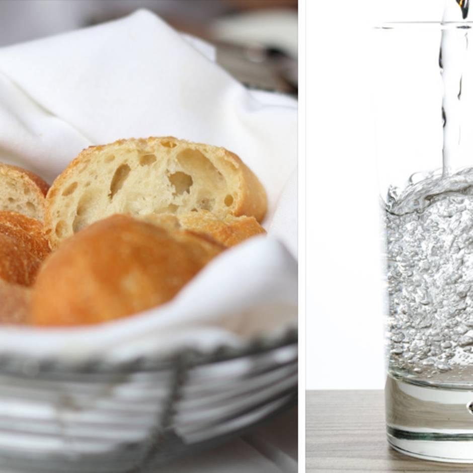 Do's and Dont's: Kalorien eingespart, trotzdem satt: 11 Tipps für ein gesundes Essen unterwegs