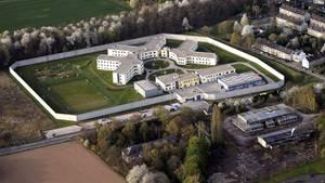 Klinik für Forensik in Porz