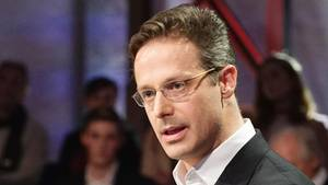 """Marcus Pretzell, Spitzenkandidat der AfD für die NRW-Wahl, sorgte mit seiner Äußerung in der WDR-""""Wahlarena"""" für Empörung"""