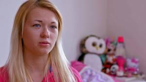 Marina Lonina ist verzweifelt, aber eigentlich versteht sie die Vorwürfe nicht.
