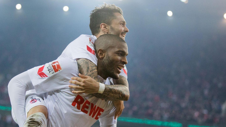 Bundesliga Köln Anthony Modeste
