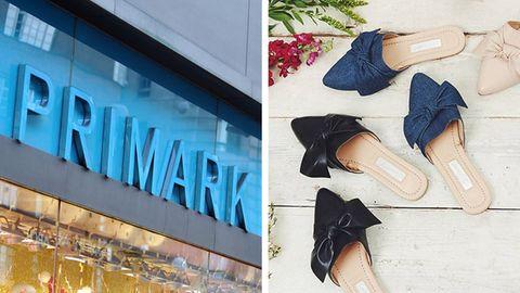 Die Modekette Primark sorgte mit einem günstigen Paar Schuhe für Aufsehen
