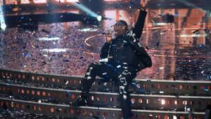 Der 54-jährige Alphonso Williams ist Deutschlands neuer Superstar