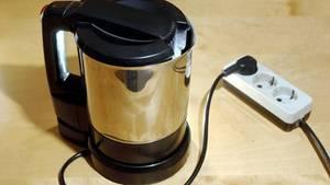 Wegkippen oder Wiederaufkochen? Deutsche uneins vorm Wasserkocher