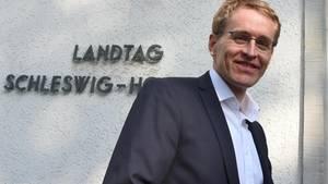 Daniel Günther, CDU-Spitzenkandidat für die Landtagswahl