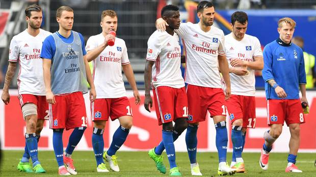 Bundesliga HSV Mainz