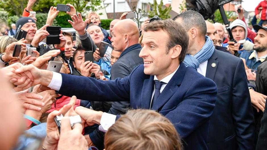 Macron gewinnt Frankreich-Wahl