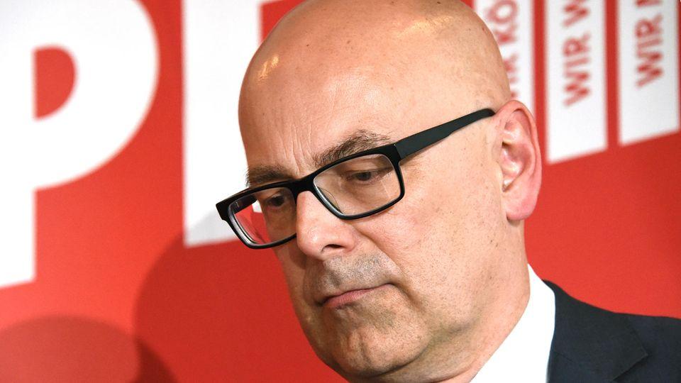 Noch-Ministerpräsident Torsten Albig von der SPD muss sein Amt in Schleswig-Holstein wohl abgeben