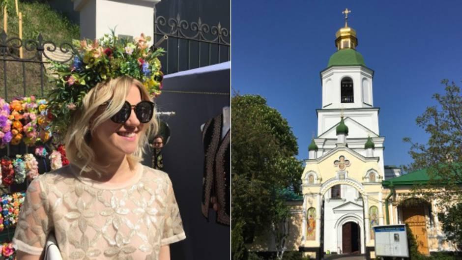 Stadtrundgang in Kiew: So erlebt ESC-Star Levina die ukrainische Hauptstadt
