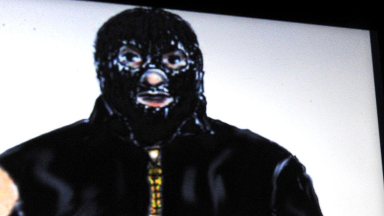 """Mit dieser Phantombildzeichnung hatten die Ermittler nach dem """"Maskenmann"""" gesucht"""