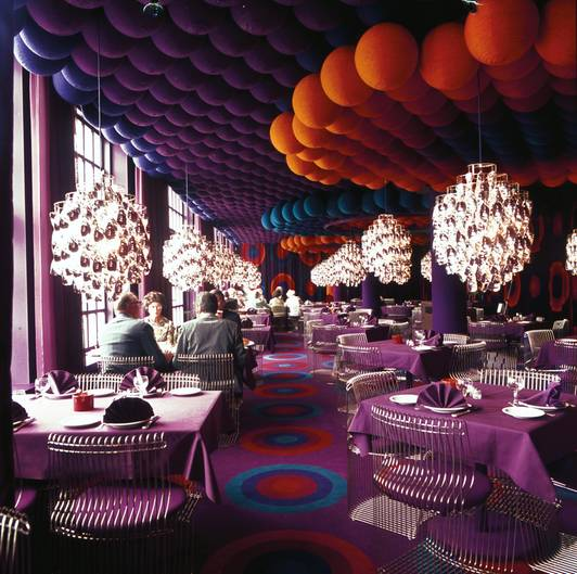 Radikal und visionär: So entwarfen Architekten und Designer die ...