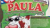 """Stracciatella mit knackigen Schokostückchen? Das gibt's vielleicht an der Eisdiele. Der """"Paula Pudding Typ Stracciatella mit Schoko-Flecken"""" kommt mit 0,5 Prozent gemahlener Schokolade aus."""