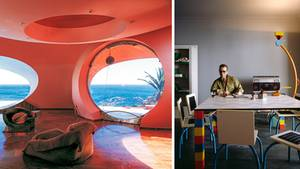 Inside Utopia - Visionary Interiors and Futuristic Homes