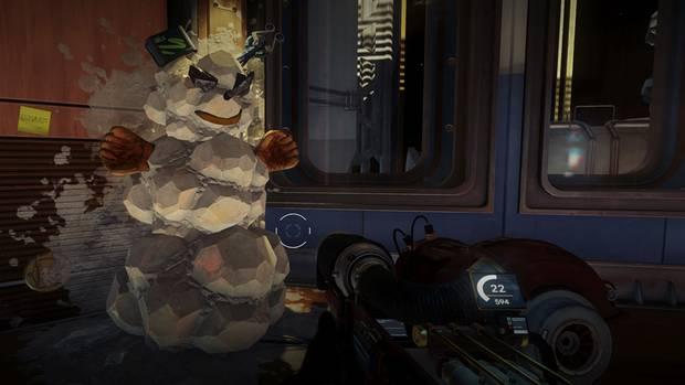Ein Screenshot aus dem Videospiel Prey