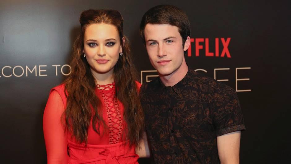 Netflix Bestätigt Zweite Staffel Tote Mädchen Lügen Nicht Sternde