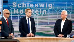 Wer macht's mit wem in Schleswig-Holstein?