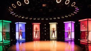 """Die Kandidaten der RTL2-Show """"Naked Attraction"""" zeigen sich nackt"""